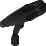 Sennheiser MD421II Dynamic Cardioid Microphone with High SPL Capacity and 5-position Bass Roll-Off Switch