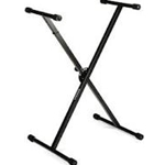On-Stage Stands KS7190 Single Brace keyboard stand