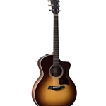 TAYLOR 114CE Sapele Grand Auditorium Cutaway Acoustic/Electric