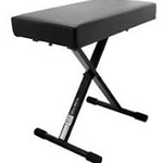 On-Stage Stands KT7800PLUS Keyboard Bench