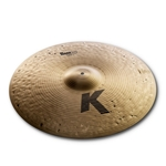 "Zildjian K0830 22"" K Dark Medium Ride Cymbal"