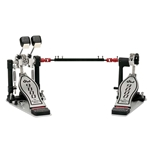 DW DWCP9002PBL 9000 Series LEFTY Double Pedal with case