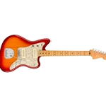 Fender 0118052773 American Ultra Jazzmaster, Maple Fingerboard, Plasma Red Burst