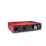 Focusrite SCARLETT 8I6 3G 8-in, 6-out USB Audio Interface