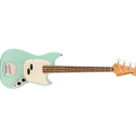 Squier 0374570557 Classic Vibe '60s Mustang Bass, Laurel Fingerboard, Surf Green