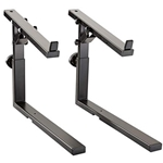 K&M 18811.000.55 18811 Stacker 2nd Tier for Omega Stand - Black