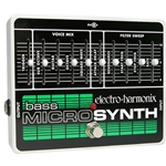ElectroHarmonix BASS MICROSYNTH Analog/Synthesizer Effect Pedal