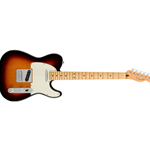 Fender 0145212500 PLAYER TELE Maple Neck 3 Tone Sunburst