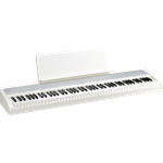 Korg B2WH 88-note Digital Piano, White
