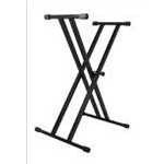 On-Stage Stands KS7191 Classic Double-X KB Stand
