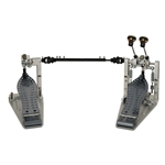 DW DWCPMCD2 USA-Made Machined MFG Chain Drive Double Bassdrum Pedal w/ Bag