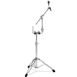 DW DWCP9999 Heavy Duty Single Tom & Cymbal Stand