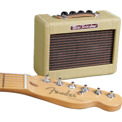 Fender 0234811000 Mini '57 Twin-Amp Tweed