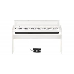 Korg LP180WH Digital Piano w/Stand & Pedal