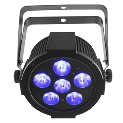 Chauvet SLIMPARH6USB LED PAR Light with D-Fi USB Compatibility